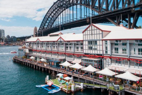 Jobs at Pier One hotel Sydney harbour Australia